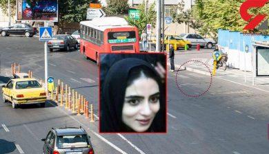 ناگفته های شاهدان عینی لحظه سوختن سحر خدایاری / دختر آبی به آن ها چه گفت؟ ! + عکس محل خودسوزی
