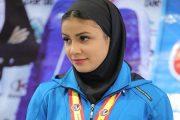 سارا بهمنیار، قهرمان لیگ جهانی کاراته شد