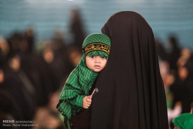 همایش شیرخوارگان حسینی در ۳۳ بقعه متبرکه صومعهسرا برگزار میشود.