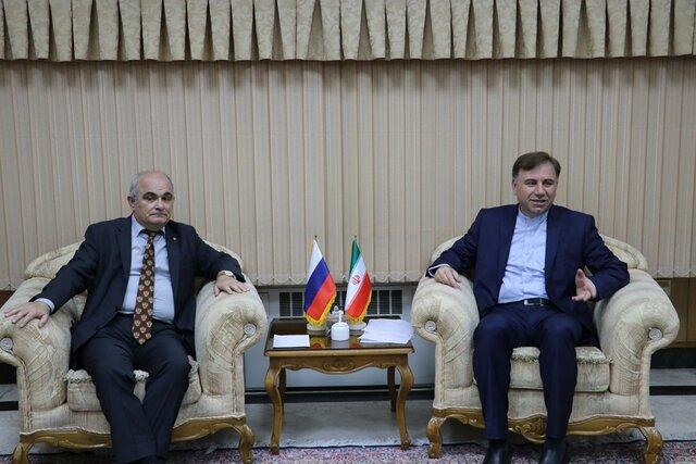 نقش موثر گیلان در گسترش روابط ایران و روسیه/رشد ۱۷ درصدی تبادلات ایران و روسیه
