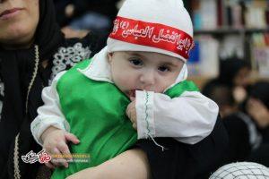گزارش تصویری مراسم شیرخوارگان حسینی در ماسال