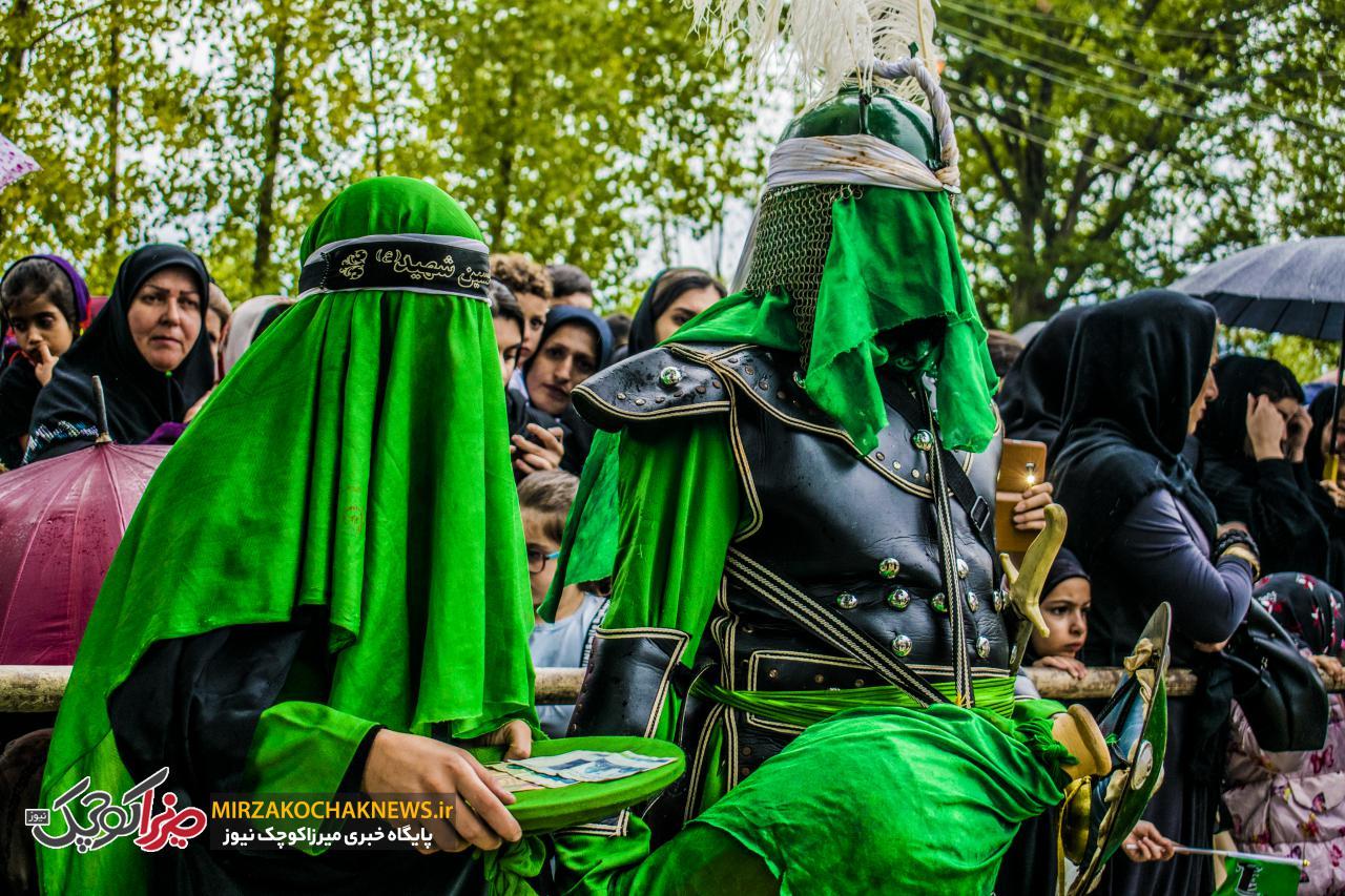 سفر ۱۱ هزار گردشگر مذهبی برای حضور در مراسمهای عاشورایی صومعهسرا