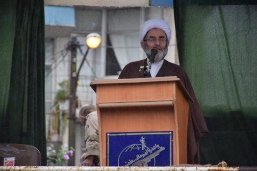 دفاع مقدس به ملت ایران آموخت تنها راه نجات، مقاومت است