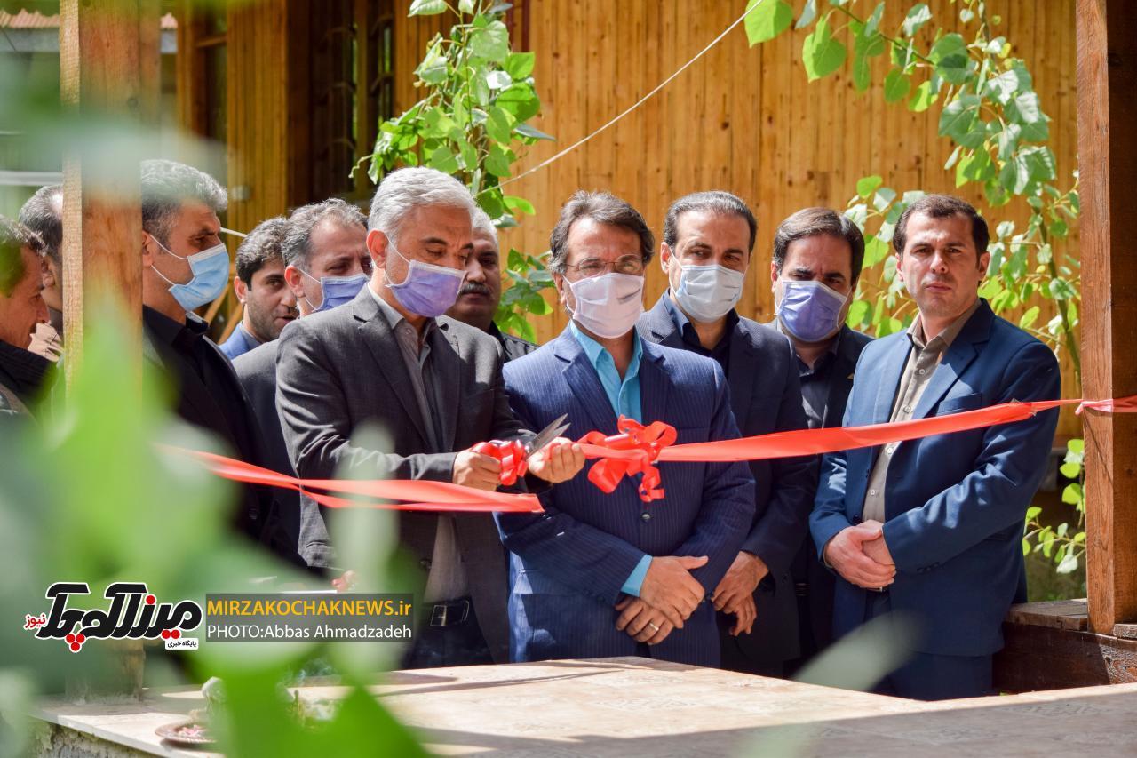 ۳۳ پروژه اقتصادی و عمرانی در صومعه سرا افتتاح شد