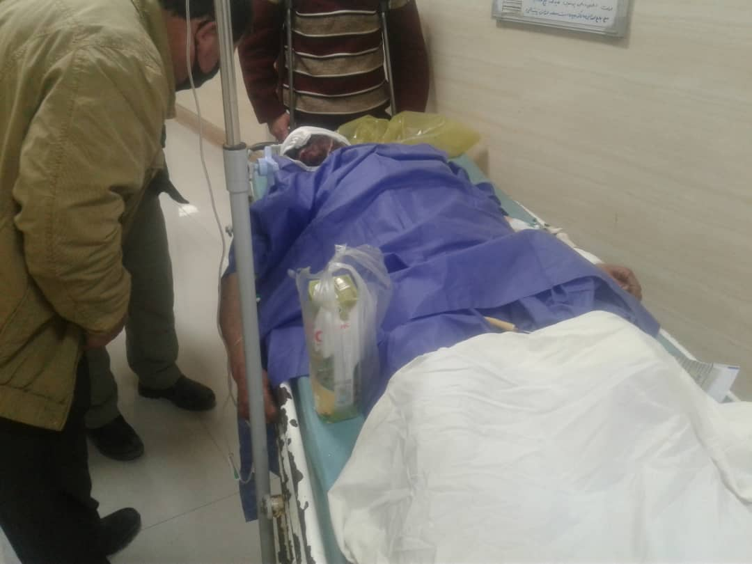 حمله پلنگ به چوپانی در فومن او را راهی بیمارستان کرد