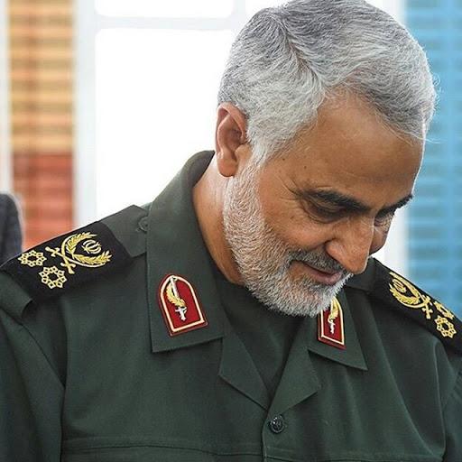 حاج قاسم، تو فرمانده قلب ملتی بودی